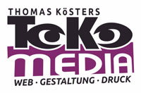ToKo-Media. Homepage Webdesign aus Aschau im Chiemgau